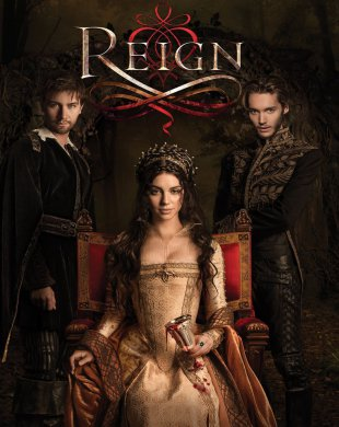 Capa do filme: Reign