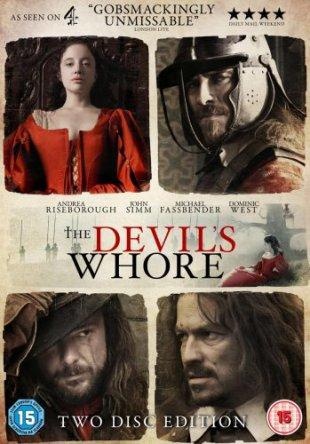 Capa do filme The Devil's Whore (2008)