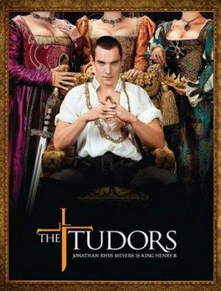Capa do filme The Tudors (2007)