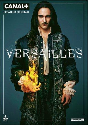 Capa do filme: Versalhes