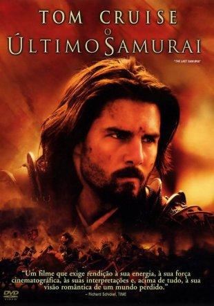 Capa do filme: O Último Samurai