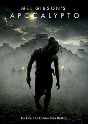 Capa do filme: Apocalypto