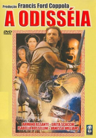 Capa do filme: A Odisséia