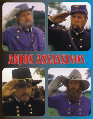 Capa do filme: Anjos Assassinos