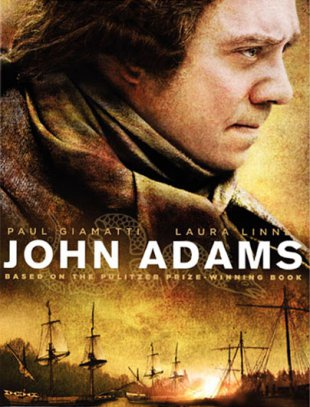 Capa do filme: John Adams