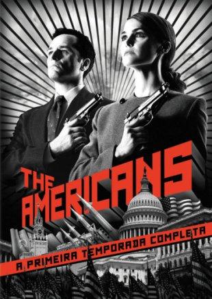 Capa do filme: The Americans