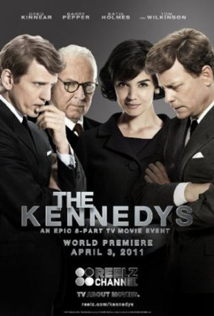 Capa do filme: Os Kennedys