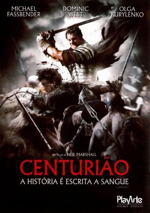Capa do filme: Centurião