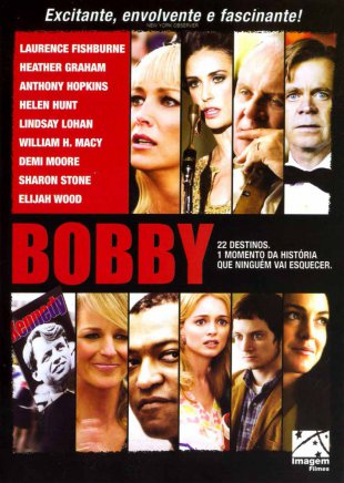 Capa do filme: Bobby