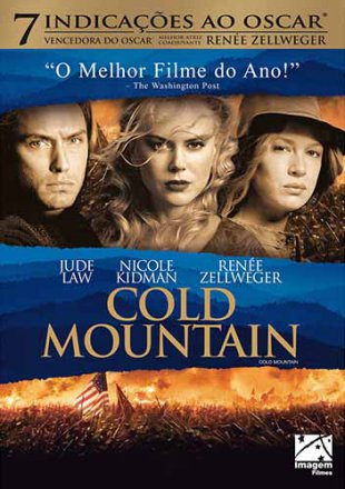 Capa do filme: Cold Mountain