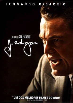 Capa do filme: J. Edgar