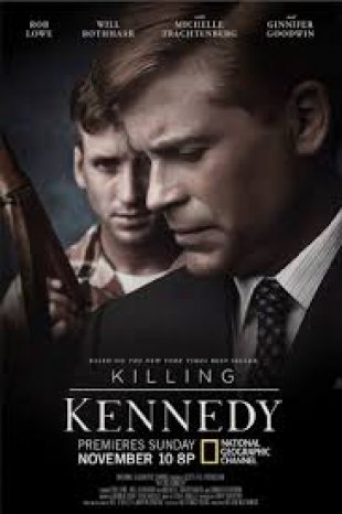 Capa do filme: Killing kennedy