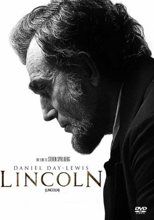 Capa do filme: Lincoln