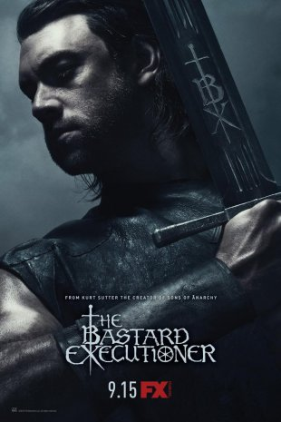 Capa do filme: The Bastard Executioner