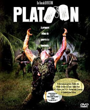Capa do filme: Platoon
