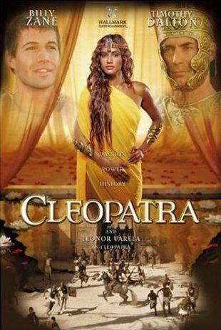 Capa do filme: Cleopatra