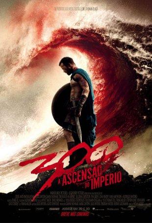 Capa do filme: 300: A Ascensão do Império