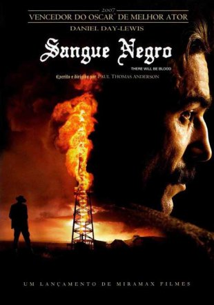 Capa do filme: Sangue Negro