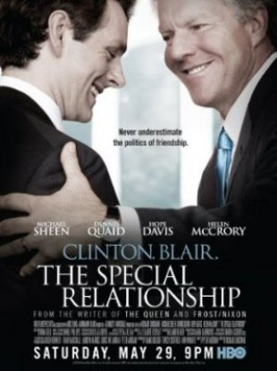 Capa do filme: The Special Relationship