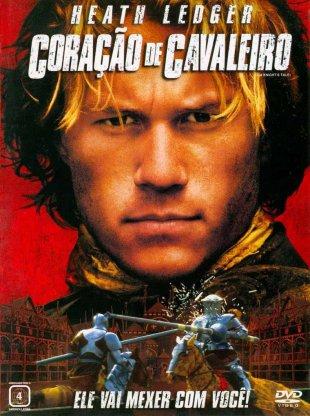 Capa do filme: Coração de Cavaleiro