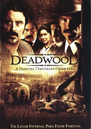 Capa do filme: Deadwood