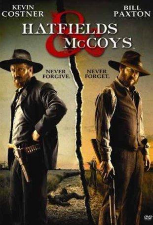 Capa do filme: Hatfields e McCoys