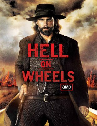 Capa do filme: Hell on Wheels