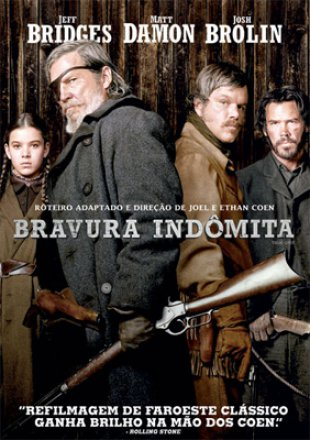 Capa do filme: Bravura Indômita
