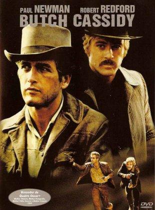 Capa do filme: Butch Cassidy