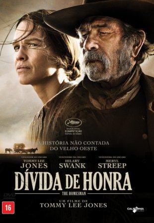 Capa do filme: Dívida de Honra