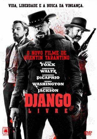 Capa do filme: Django Livre