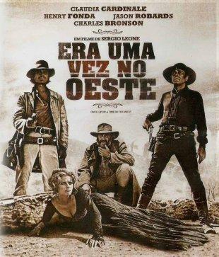 Capa do filme: Era uma vez no Oeste