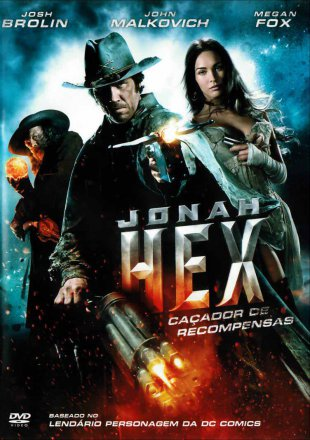 Capa do filme: Jonah Hex - Caçador de Recompensas