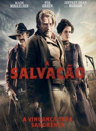 Capa do filme: A Salvação