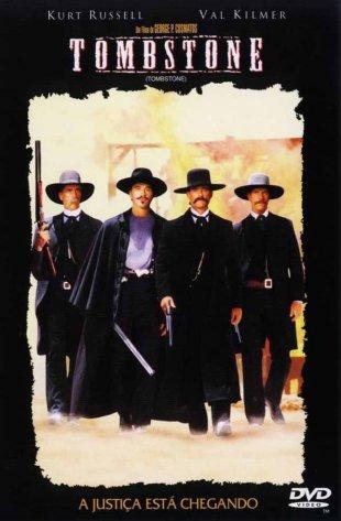 Capa do filme: Tombstone - A Justiça Está Chegando