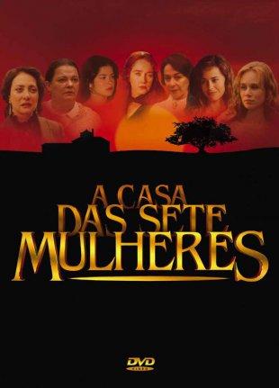 Capa do filme: A Casa das Sete  Mulheres