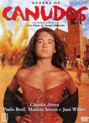 Capa do filme: Guerra de Canudos