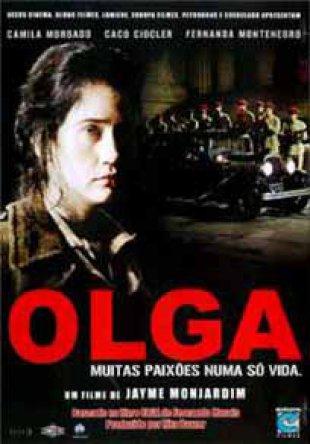 Capa do filme: Olga