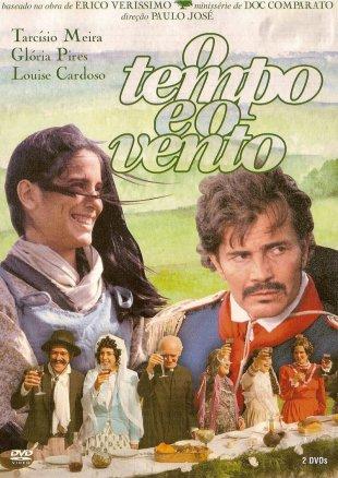 Capa do filme: O Tempo e o Vento
