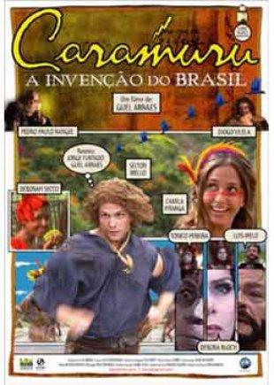 Capa do filme: Caramuru: A Invenção do Brasil