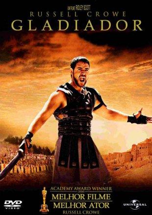 Capa do filme: Gladiador