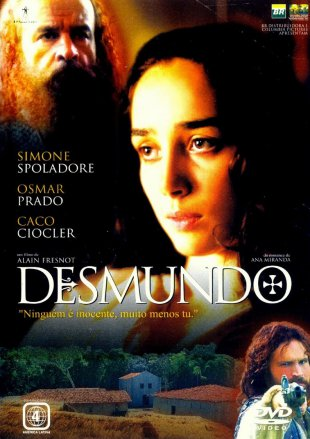 Capa do filme: Desmundo
