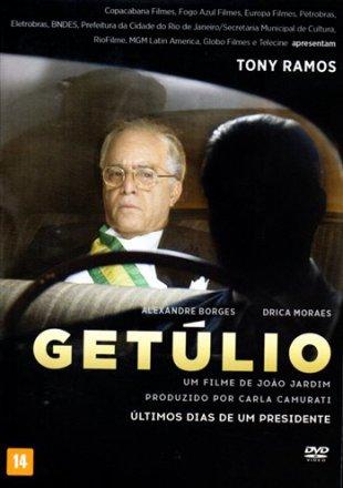 Capa do filme: Getúlio