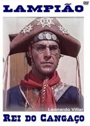 Capa do filme: Lampião: Rei do Cangaço