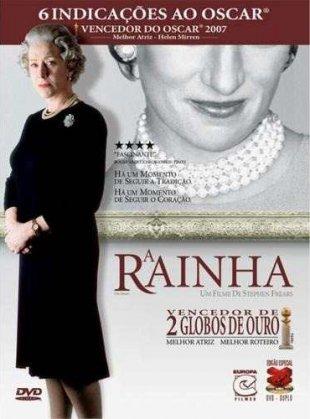 Capa do filme: A Rainha