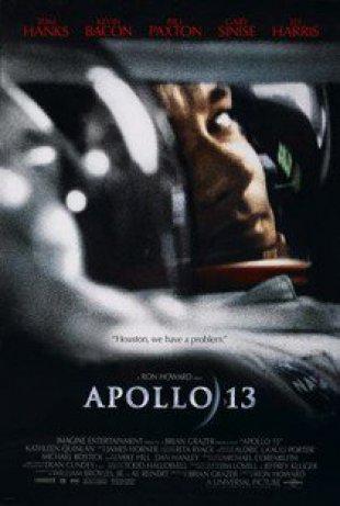 Capa do filme: Apollo 13: Do Desastre ao Triunfo