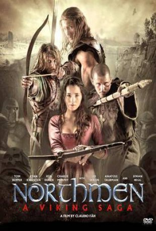 Capa do filme: Northmen: A Saga Viking