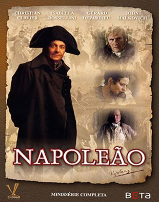 Capa do filme: Napoleão