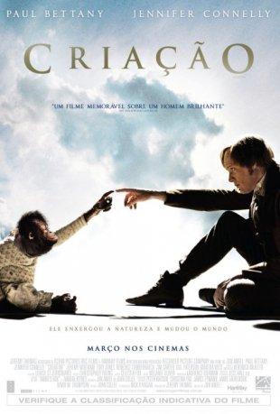 Capa do filme: Criação