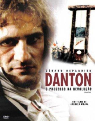 Capa do filme: Danton - O Processo da Revolução